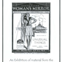 Magazines: an exhibition of material from the Monash University Library Collection 19 December 2002 to 5 May 2003