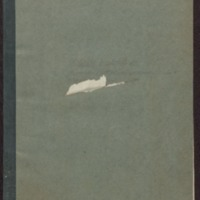 [Papers of a trip on the ship R.M.S. Aquitania]