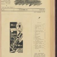 Star Magazine : 15 October 1941