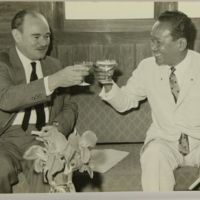 Visit to Cambodia by Sir Paul Hasluck, Minister of External Affairs of Australia [9]