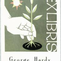 Ex libris : George Hardy