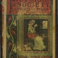 Pictures of society and people of mark : drawn under a thin veil of fiction