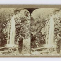 Cascade in Waterfall Gully, Adelaide, S.A.