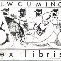 Ex libris : J.C. Cuming