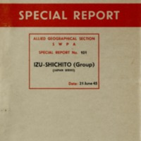 Izu-Shichito (Group) (Japan series)