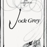 From the collection of Jock Grey