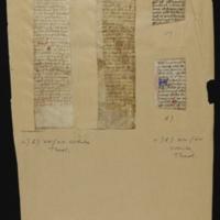 Fragment no. 11 - Bischoff Manuscript Collection