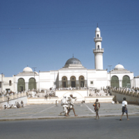 Mosque in Asmara