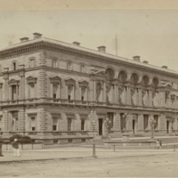 [Treasury Building, Melbourne]