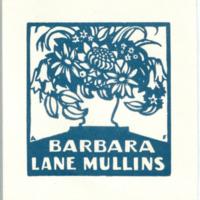 Barbara Lane Mullins