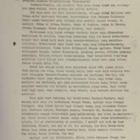Amanat PJM Presiden Sukarno pada Hari Raja Idul Fitri di Mesdjid Baitul Rachim di Istana Merdeka, Djakarta, 23 Djanuari 1966