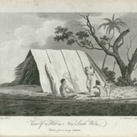 The voyage of Governor Phillip to Botany Bay : with an account of the establishment of the colonies of Port Jackson and Norfolk island, compiled from authentic papers, which have been obtained from the several departments, to which are added, the journals of Lieuts. Shortland, Watts, Ball, & Capt. Marshall.