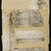 Fragment no. 30 - Bischoff Manuscript Collection