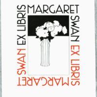 Ex libris : Margaret Swan