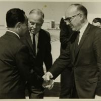 Visit of HRH Prince Norodom Phurissara, Cambodian Foreign Minister to Australia [3]