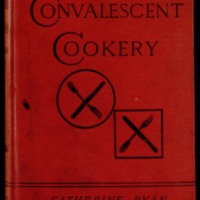 Convalescent cookery : a family handbook
