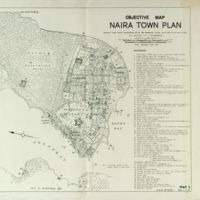 Naira town plan : Objective map