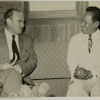 Visit to Cambodia by Sir Paul Hasluck, Minister of External Affairs of Australia [8]