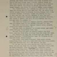 Amanat PJM Presiden Sukarno pada Pemantjangan Tiang Pertama Rumah Sakit Sari Asih, Djakarta, 10 Desember 1965