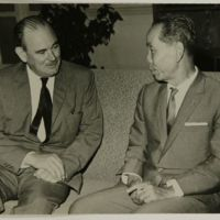 Visit to Cambodia by Sir Paul Hasluck, Minister of External Affairs of Australia [13]