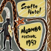 Scotts Hotel: Moomba Festival 1957