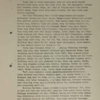 Amanat PJM Presiden Sukarno pada Inspeksi Kapal Hadji Tjut Njak Dhien, Tandjung Priok, Djakarta, 21 Desember 1965