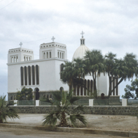 Coptic church at Massawa