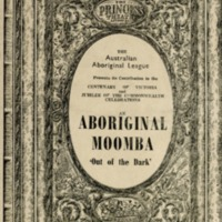 An Aboriginal Moomba: Out of the Dark'