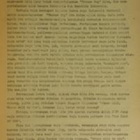 Amanat PJM Presiden Sukarno pada Upatjara Pemberian Tanda Kehormatan Kepada Regu Thomas Cup Indonesia, Istana Negara, Djakarta, 28 Mei 1964