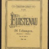 Übungen in allen Dur- und Moll-Tonarten / Fürstenau, Anton Bernhard