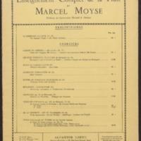 De la sonorité : art et technique / Moyse, Marcel