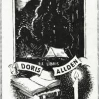Ex libris : Doris Allden