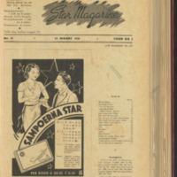 Star Magazine : 15 March 1941