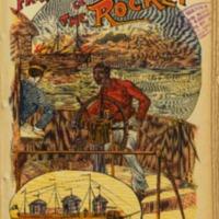 Frank Reade in the 'Rocket'