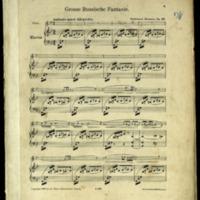 Grosse russische Fantasie : Op. 22