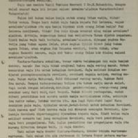 Amanat PJM Presiden Sukarno pada Pembukaan Konperensi Para Gubernur Seluruh Indonesia di Istana Negara, Djakarta, 13 Desember 1965
