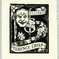 Ex libris : Terence Crisp
