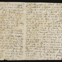 Fragment no. 21 - Bischoff Manuscript Collection