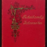 Seasons = Jahreszeiten / Peter Ilich Tchaikovsky, revised by Heinrich Germer