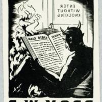 Ex libris : G.W. Moss