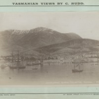 City of Hobart and Mount Wellington, Tasmania 330