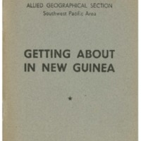 Getting about in New Guinea