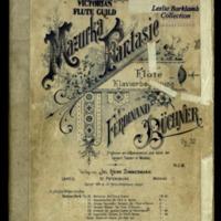 Mazurka Fantasie : für Flöte mit Klavierbegleitung : Op. 32