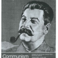 Communism: highlights from the Monash University music collections 16 March - 27 May 2005