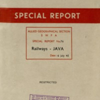 Railways - Java