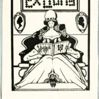 Ex libris : B.H.S.