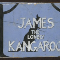 James the lonely kangaroo