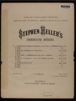Stephen Heller's pianoforte studies / Stephen Heller