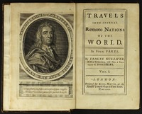 Travels into several remote nations of the world : in four parts / by Lemuel Gulliver