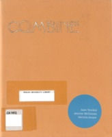 Combine : Janet Burchill, Jennifer McCamley, Melinda Harper